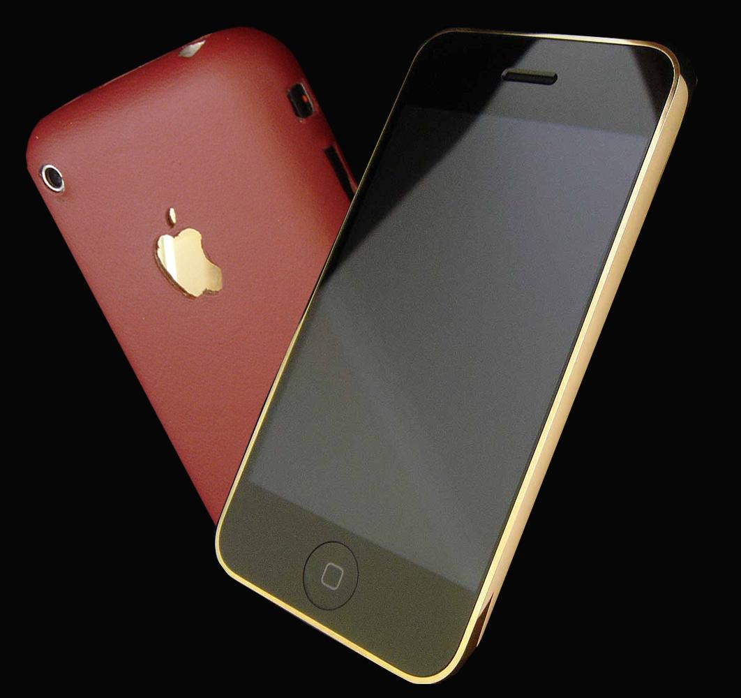 Новый айфончик от goldstriker разработан их