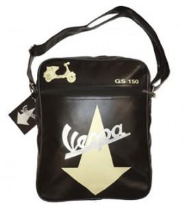 Компания Vespa выпустила новую серию сумок через плечо в стиле ретро.