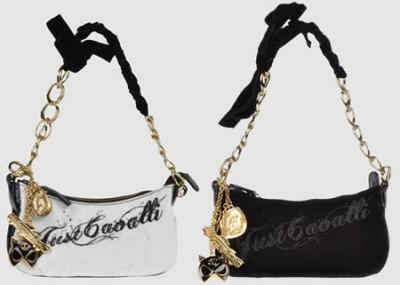 По стилю сумочки Just Cavalli очень смахивают на что-то вроде Juicy...
